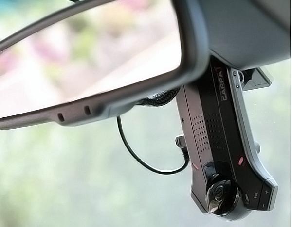 دوربین خودرو carpa1300HD مشخصات فنی
