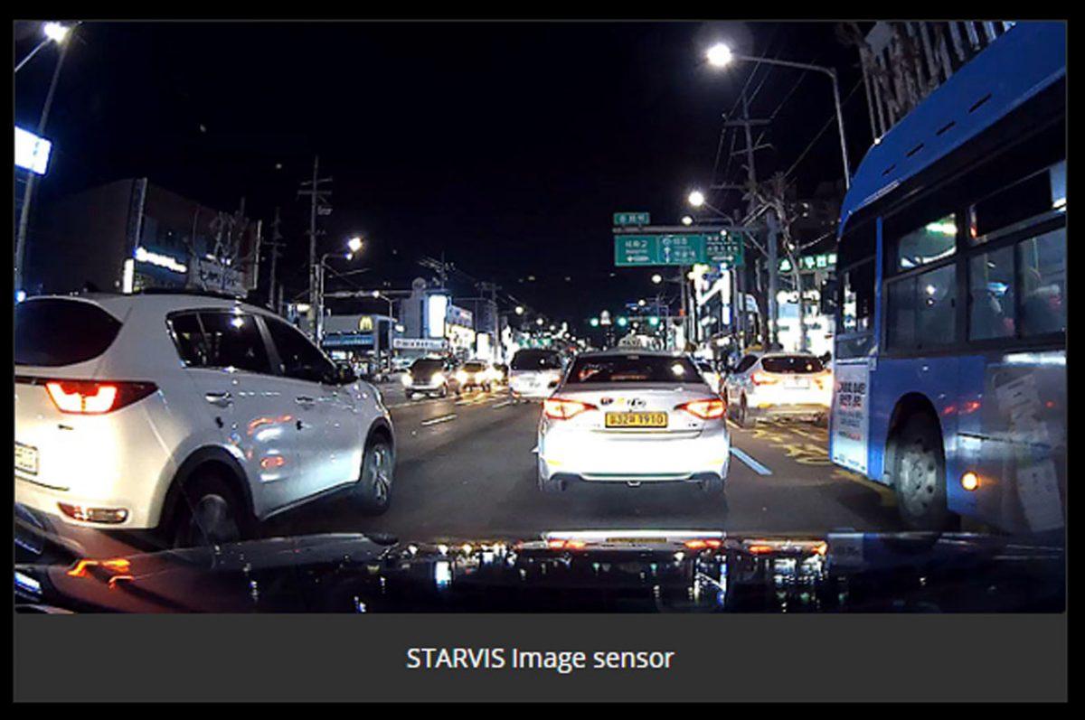 دوربین خودرو سنسور سونی
