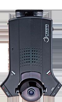 دوربین خودرو یکتانگر-carpa1300-top