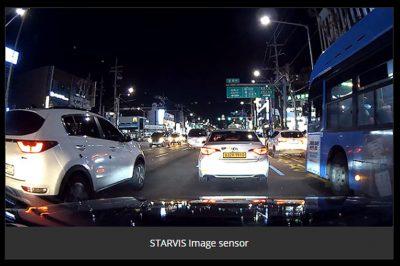 دوربین خودرو دید در شب