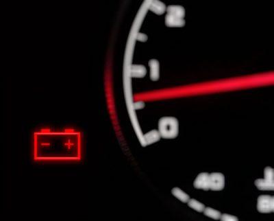 دوربین خودرو و افت ولتاژ باطری