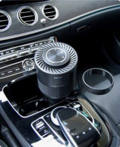 تصفیه هوای خودرو IROAD