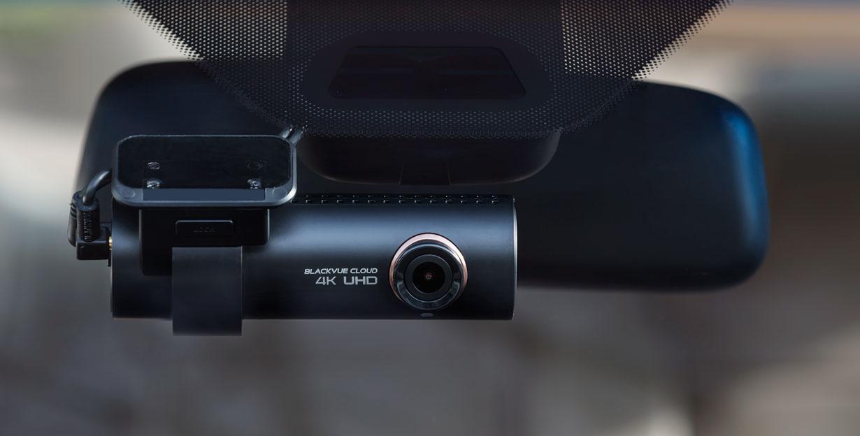 دوربین blackvue 4k یکتانگر