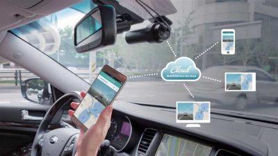 تصویر زنده video live دوربین خودرو
