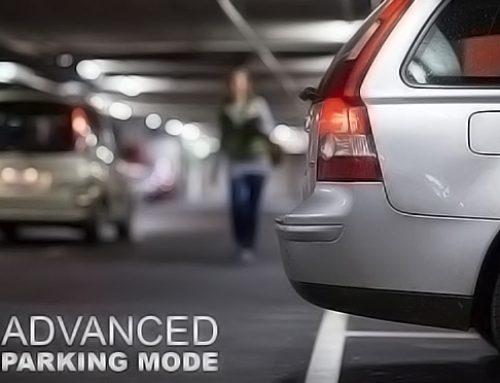 امکانات ویژه ضبط در حالت پارک خودرو