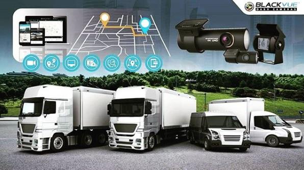 دوربین خودروهای سنگین کامیون تریلی