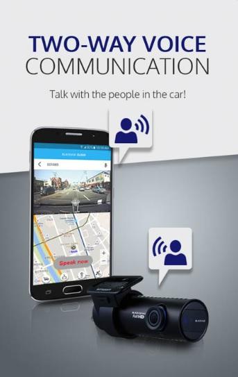 دوربین خودرو ارتباط صوتی دو طرفه شرکت یکتانگر