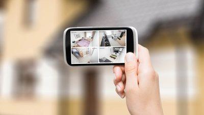 دوربین مراقبت از کودک و سالمند