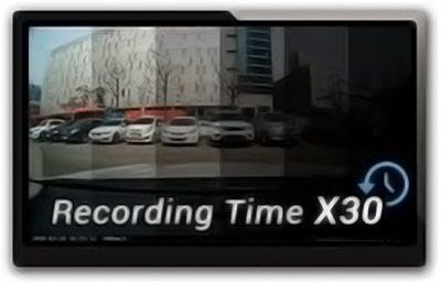 ضبط تایملپس دوربین خودرو در پارک