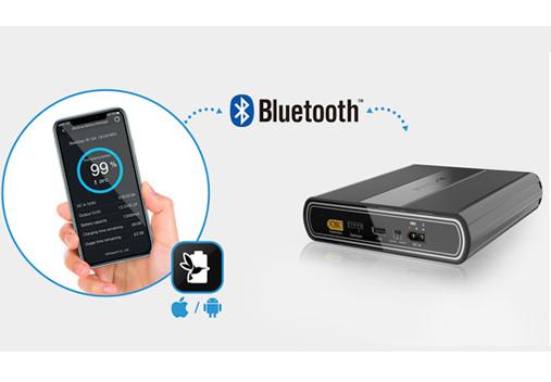 دوربین خودرو مجهز به باطری هوشمند یکتانگرمرجع تخصصی دوربین خودرو