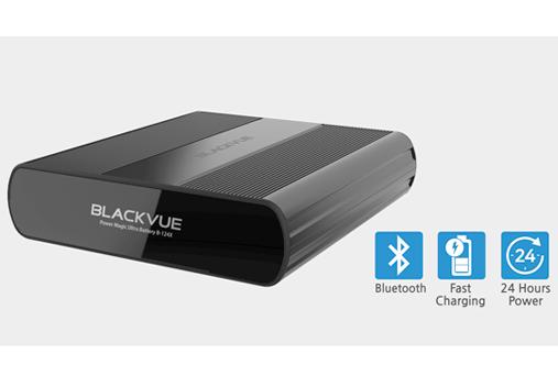 دوربین خودرو مجهز به باطری هوشمند blackvue ultra battery
