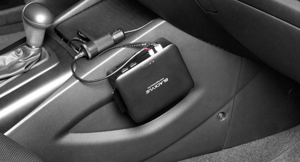 دوربین خودرو مجهز به باطری پشتیبان B-112
