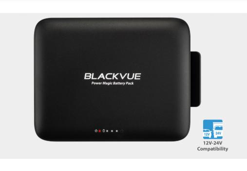 دوربین خودرو مجهز به باطری پشتیبان blackvue 12.24