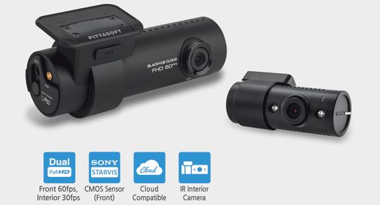 دوربین خودرو BLACKVUE FHD IR blackvue-dr750s-2ch-ir-taxi-dash-cam