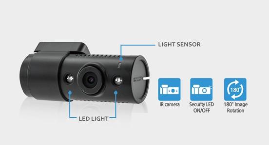دوربین خودرو BLACKVUE590W FHD-دوربین خودرو هوشمند-جعبه سیاه خودرو