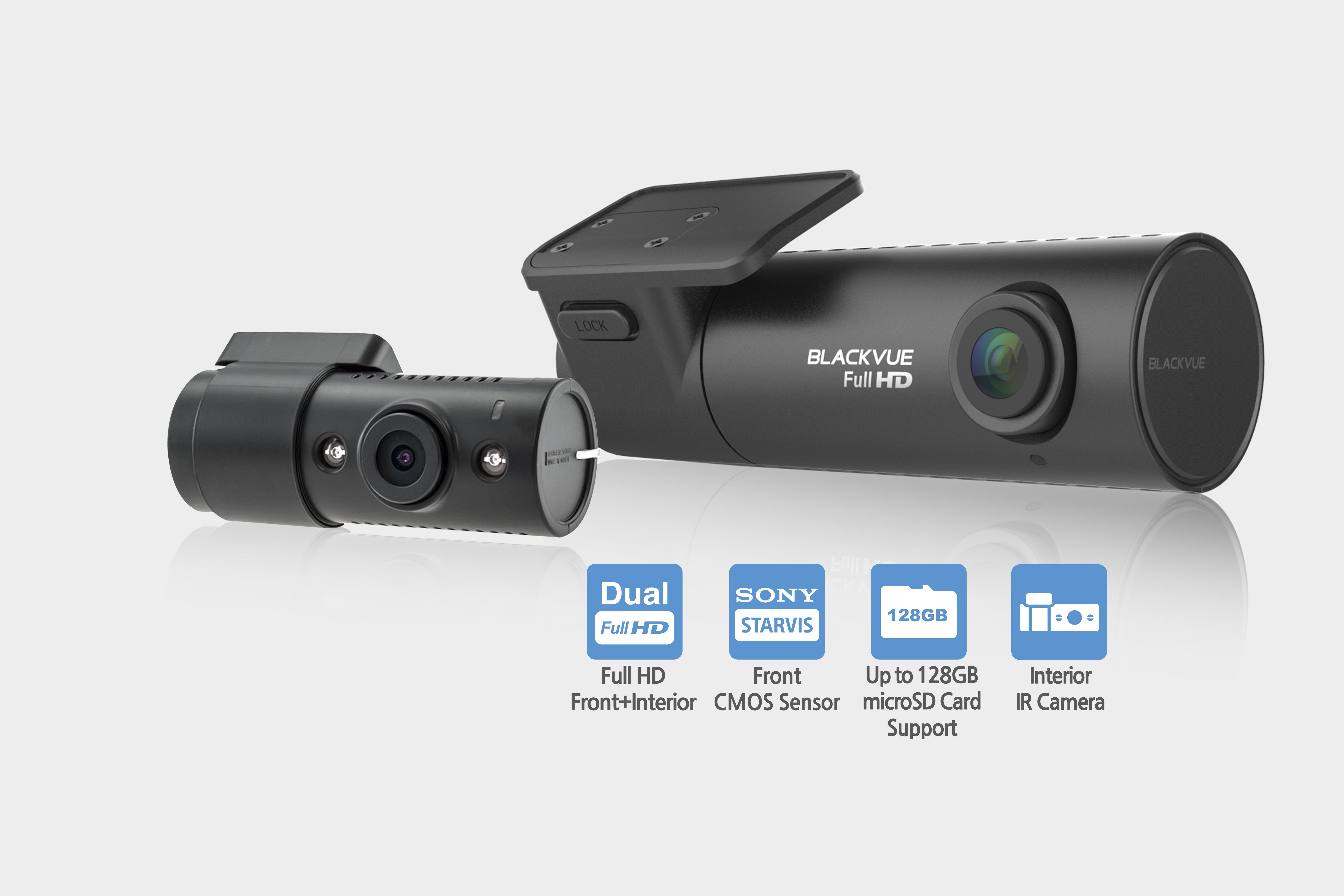دوربین خودرو BLACKVUE590W FHD-شرکت یکتانگر نماینده رسمی ایران-دوربین هوشمند خودرویی