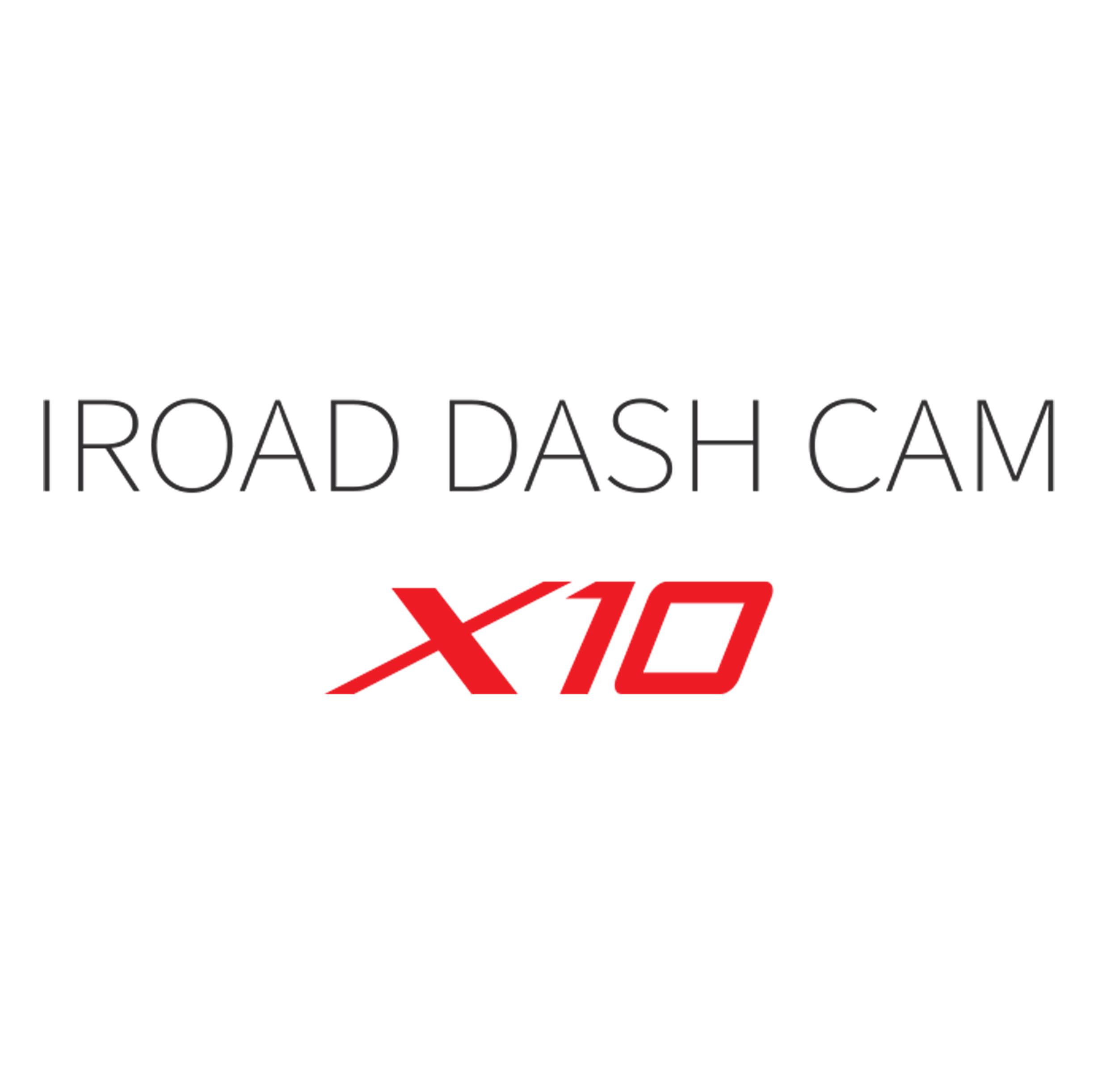 دوربین خودرو IROAD X10 4K-دوربین خودرو هوشمند شرکت یکتانگر