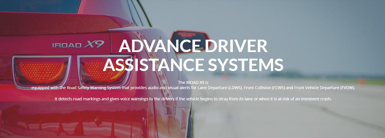 دوربین خودرو IROAD x9-دوربین خودرو هوشمند آی روود - دیجی کالا