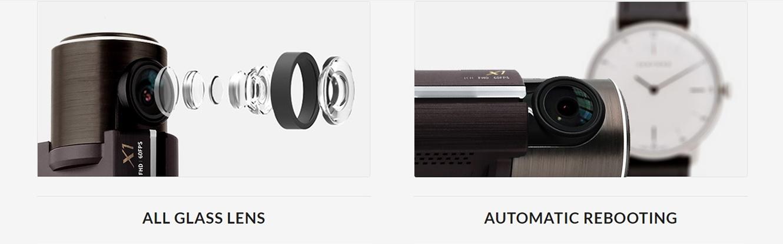 IROAD x9-دوربین هوشمند خودرو -جعبه سیاه خودرو-دوربین خودرو دیجی کالا