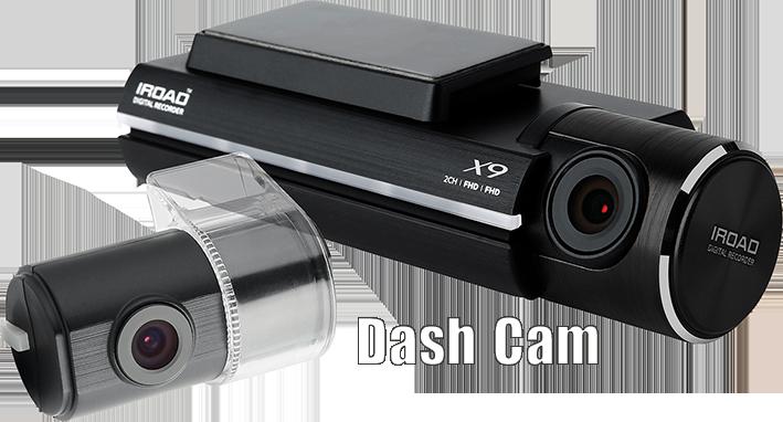 دوربین خودرو IROAD x9-iroad dash cam-شرکت یکتانگراصفهان