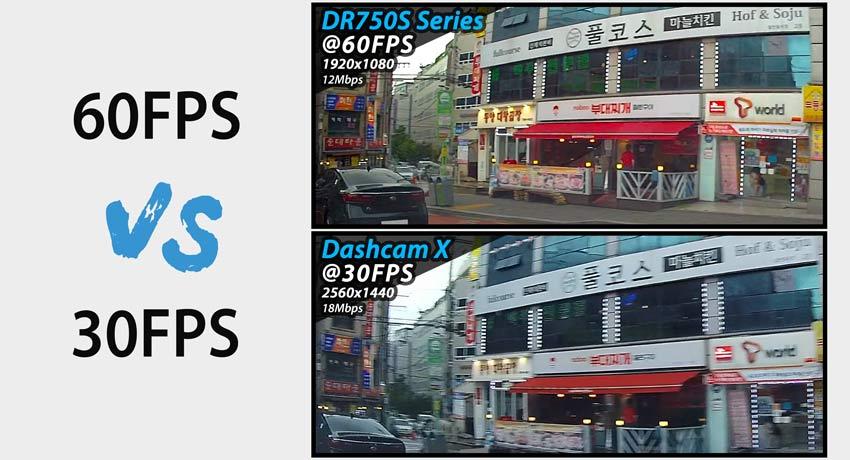 دوربین خودرو blackvue FHD -دوربین مداربسته خودروblackvue-dash-cam-dr750s-60fps-comparison-starvis-cloud