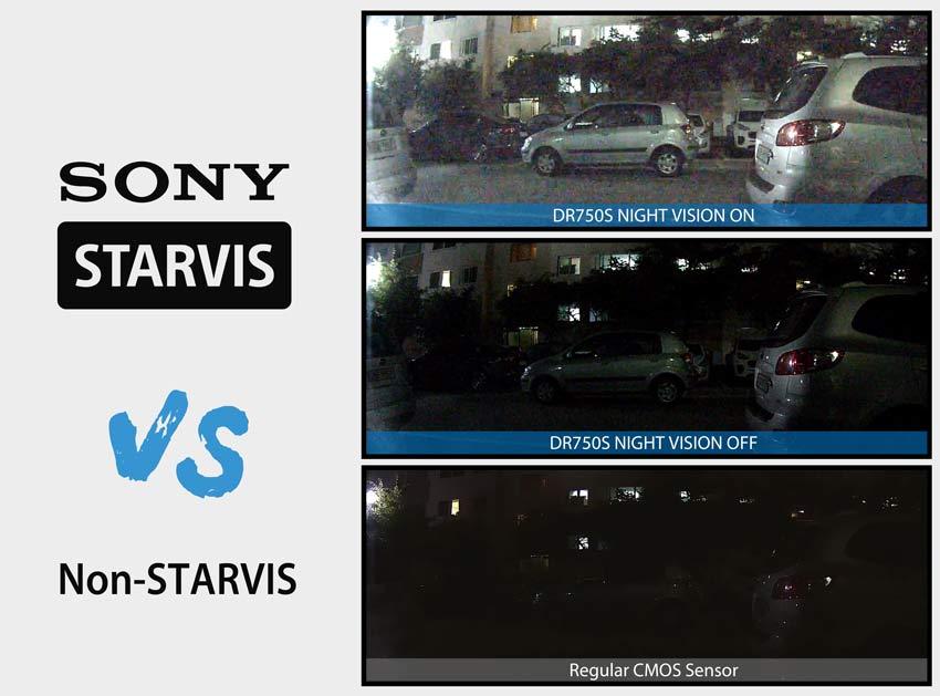 دوربین خودرو blackvue FHD -دوربین هوشمند خودروblackvue-dash-cam-dr750s-1ch-60fps-starvis