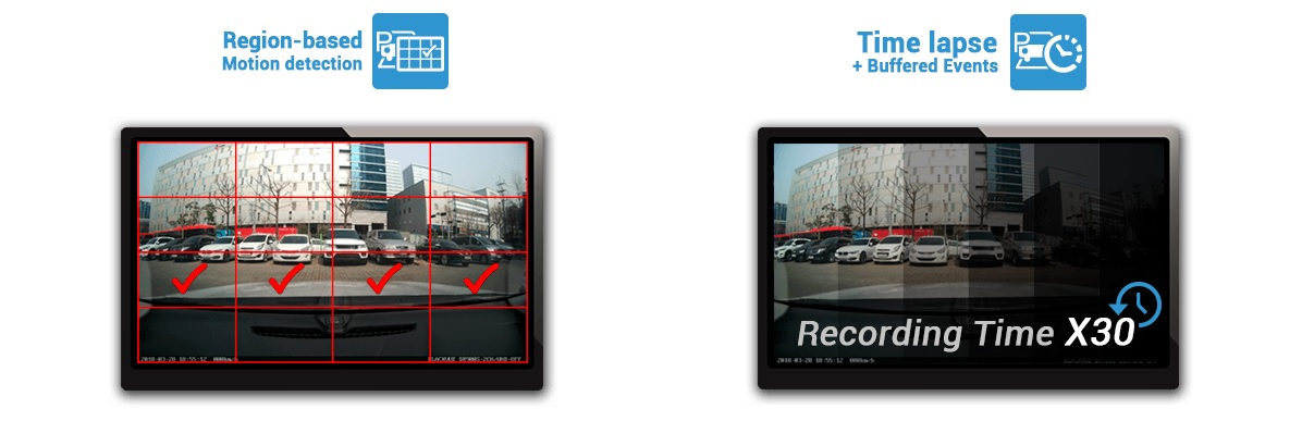 4k dash cam -motion detection-دوربین خودرو یکتانگر اصفهان