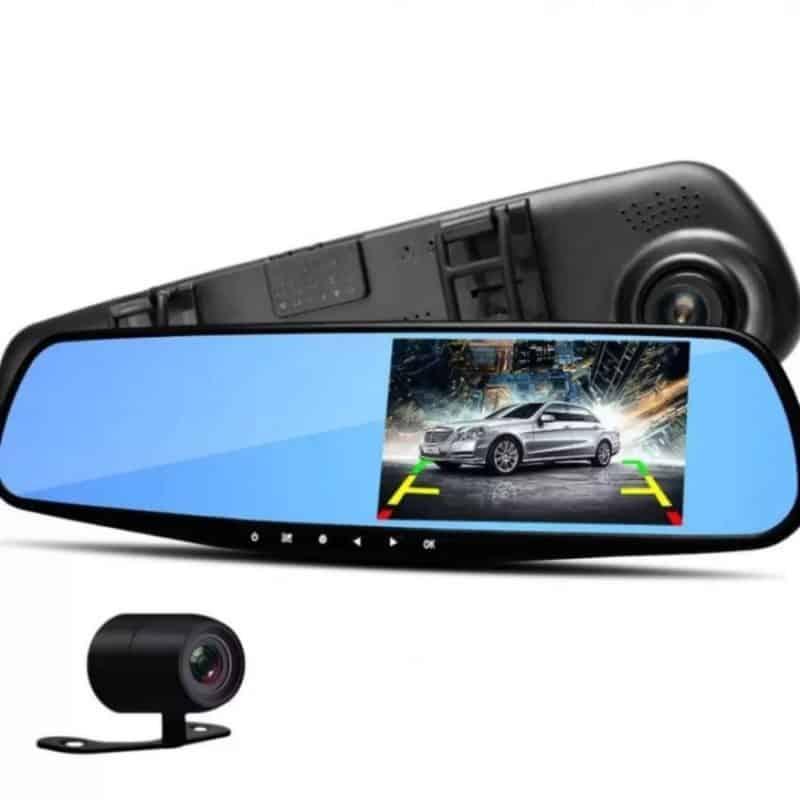 آینه دوربین دار خودرو