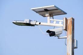 دوربین خودرو دید در شب - نورافکن