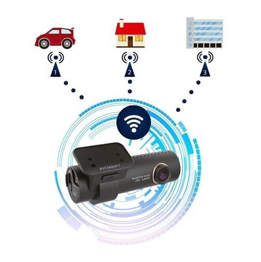دوربین خودرو با امکان اتصال وای فای wifi به 3 مودم 3g 4g و ابر cloud