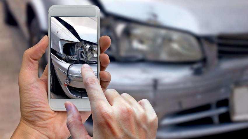 دوربین خودرو بیمه خودرو