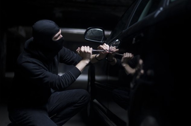 دوربین خودرو ضد سرقت