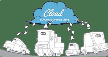 دوربین خودرو مدیریت حافظه و فضای ابر over the cloud