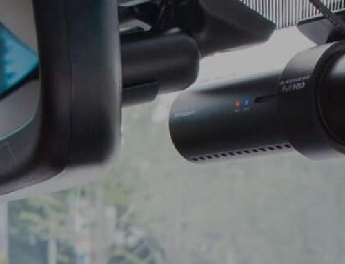 دوربین پشت آینه ای خودرو نامحسوس