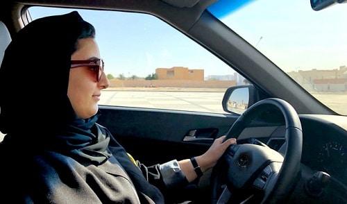 رانندگی زنان بهتر است یا مردان امنیت