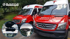 دوربین خودرو آمبولانس اورژانس