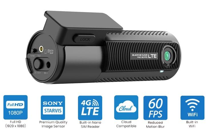 دوربین هوشمند ال تی ای بک ویو شرکت یکتانگر